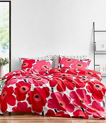 Marimekko Unikko Floral Duvet Set
