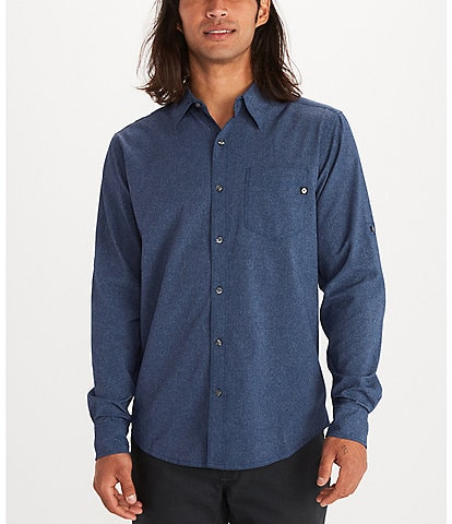 Marmot Aerobora Long-Sleeve Woven Shirt
