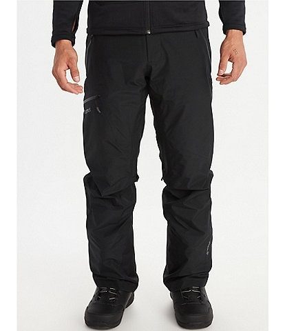 Marmot Button-Front Lightray Insulated Snow Ski Pants
