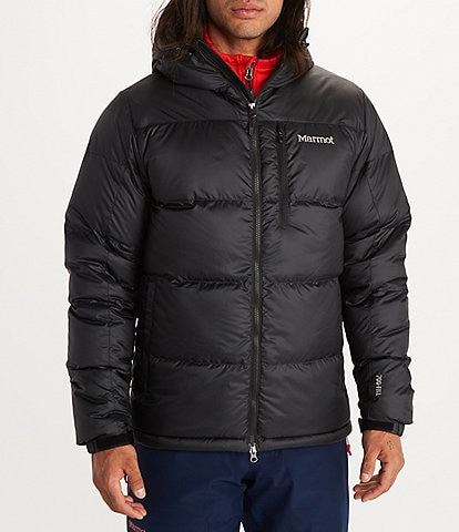 Marmot Guides Down Puffer Hooded Jacket