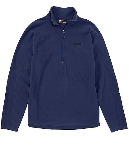Marmot Rocklin Light Weight Fleece Half-Zip Pullover