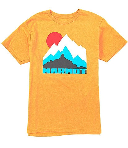 Marmot Tower Short-Sleeve Recycled Materials Tee