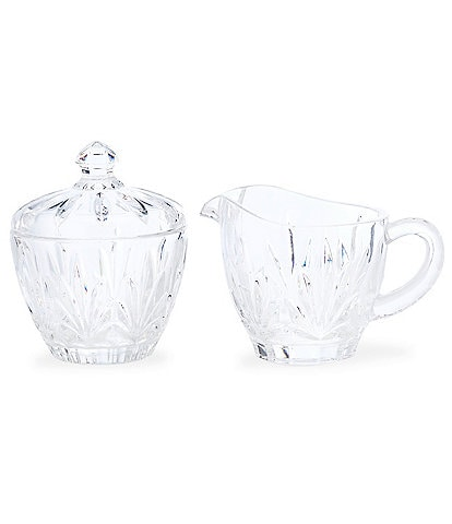 Marquis By Waterford Cover Sugar and Creamer Set
