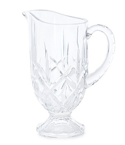Marquis by Waterford Florenz Footed Pitcher