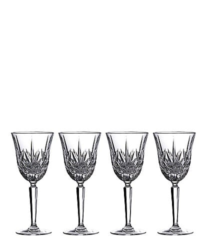 Marquis By Waterford Maxwell White Wine Glasses, Set of 4