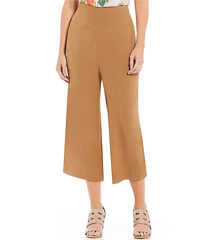 Masai Parvana High Rise Wide Leg Culotte Pants