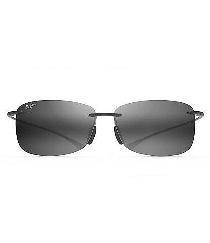 Maui Jim 'Akau PolarizedPlus2® Rectangular 62mm Sunglasses