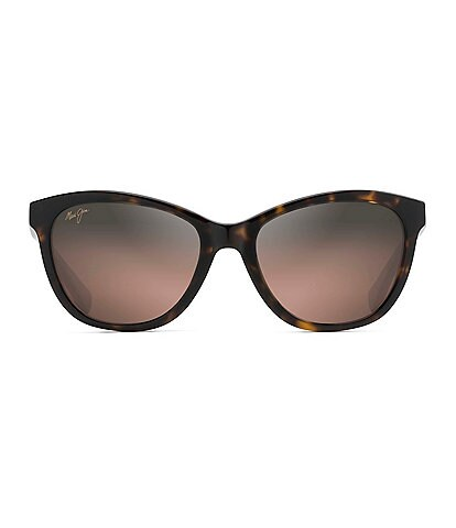 Maui Jim Canna PolarizedPlus2® Cat Eye 54mm Sunglasses
