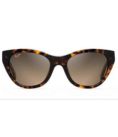 Maui Jim Capri PolarizedPlus2® Cat Eye 51mm Sunglasses