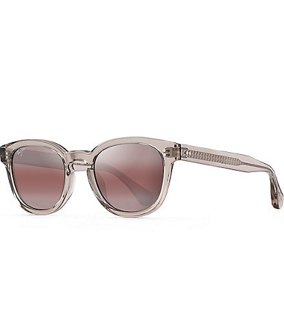 Maui Jim Cheetah 5 PolarizedPlus2® Round 52mm Sunglasses