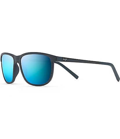 Maui Jim Dragon's Teeth Polarized Plus2® Classic 58mm Sunglasses