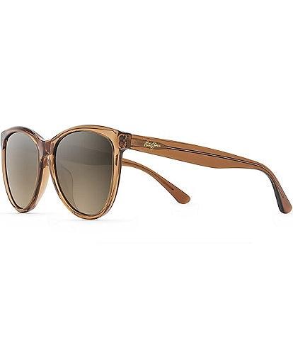 Maui Jim Glory Glory PolarizedPlus2® Cat Eye 56mm Sunglasses
