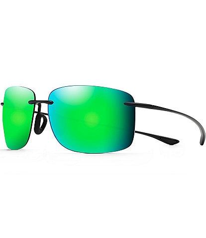 Maui Jim Hema PolarizedPlus2® Rimless 62mm Sunglasses