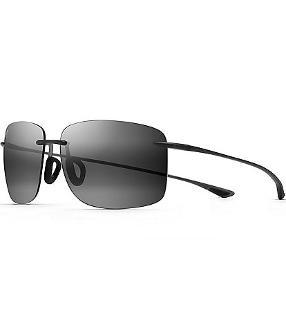 Maui Jim Hema PolarizedPlus2® Rimless 62mm Sunglasses