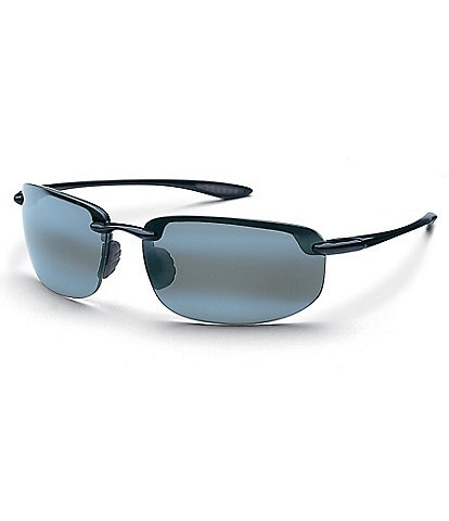 Maui Jim Ho'okipa PolarizedPlus2® Rimless 64mm Sunglasses