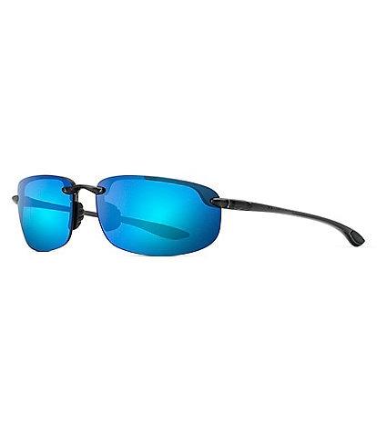 Maui Jim Ho'okipa PolarizedPlus2® Rimless 64mm Sunglasses