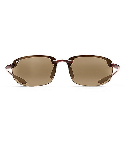Maui Jim Ho'okipa Reader Rectanglar 64mm Sunglasses