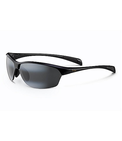 Maui Jim Hot Sands PolarizedPlus2® Rimless 71mm Sunglasses