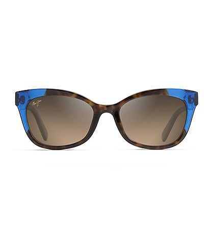 Maui Jim Ilima Polarized Cat Eye Sunglasses