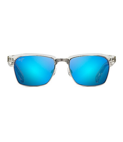 Maui Jim Kawika Crystal Polarized Sunglasses