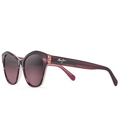 Maui Jim Kila PolarizedPlus2® Cat Eye 54.5mm Sunglasses