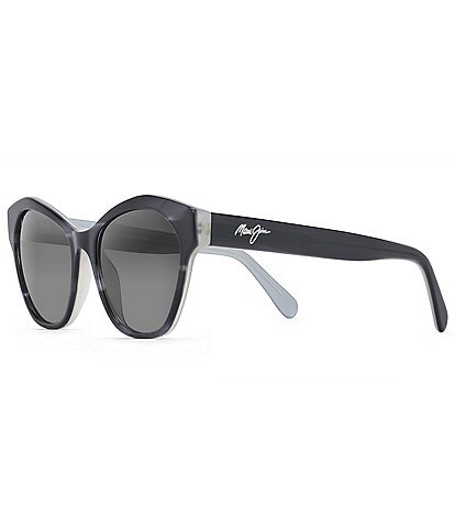 Maui Jim Kila PolarizedPlus2® Cat Eye 54.5mm Sunglasses