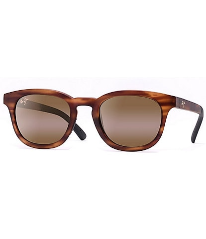 Maui Jim Koko Head PolarizedPlus2® Round 48mm Sunglasses
