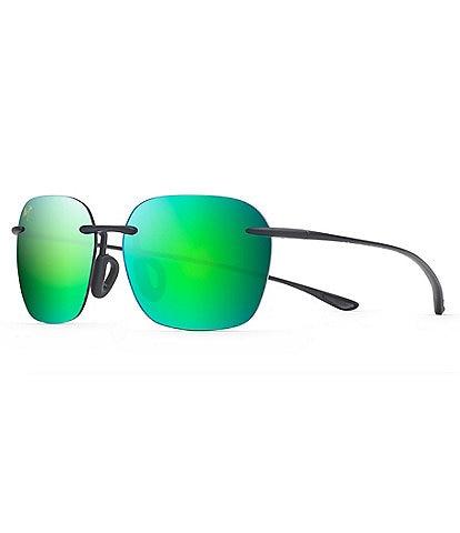 Maui Jim Komohana PolarizedPlus2® Square 50mm Sunglasses