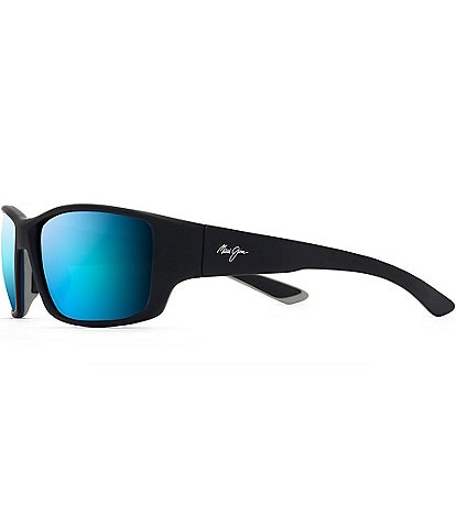 Maui Jim Local Kine Polarized Wrap Sunglasses