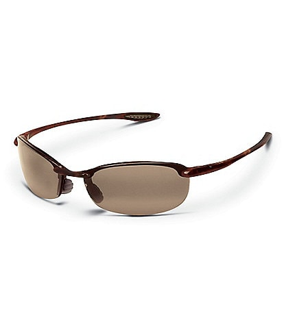 Maui Jim Makaha PolarizedPlus2® Rimless 64mm Sunglasses