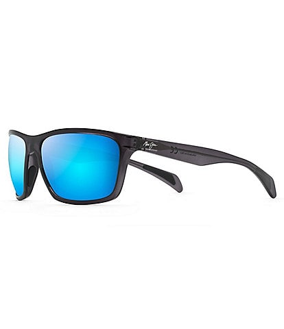 Maui Jim Makoa PolarizedPlus2® Wrap 60mm Sunglasses