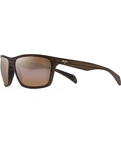 Maui Jim Makoa Classic Wrap Polarized Sunglasses