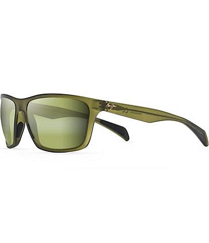 Maui Jim Makoa PolarizedPlus2® Wrap 60mm Sunglasses