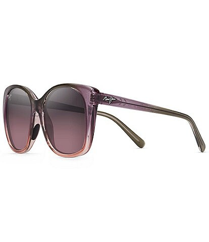 Maui Jim Mele PolarizedPlus2® Fashion 55mm Sunglasses