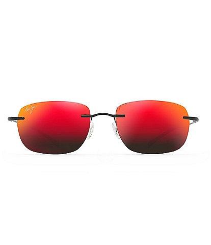 Maui Jim Nanea PolarizedPlus2® Oval 55mm Sunglasses