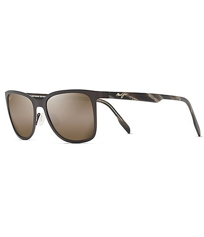 Maui Jim Naupaka Polarized Wayfarer Sunglasses