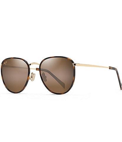 Maui Jim Noni PolarizedPlus2® Round 54mm Sunglasses