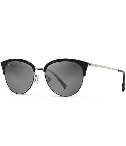 Maui Jim Olili PolarizedPlus2® Cat Eye 55mm Sunglasses