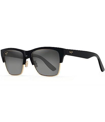 Maui Jim Perico PolarizedPlus2® Square 56mm Sunglasses