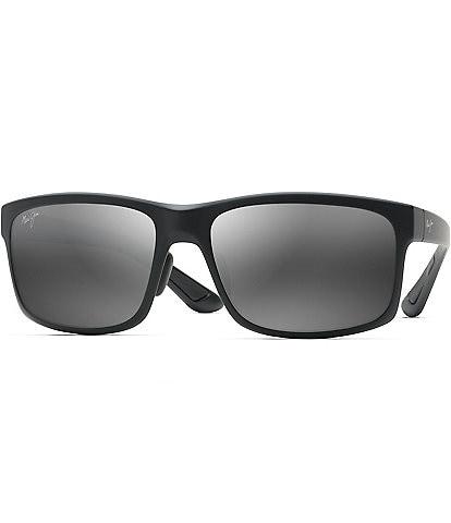 Maui Jim Pokowai Arch PolarizedPlus2® Rectanglar 58mm Sunglasses