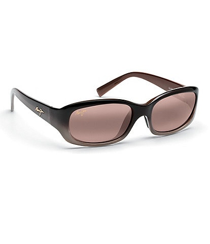Maui Jim Punchbowl PolarizedPlus2® Rectangular 54mm Sunglasses