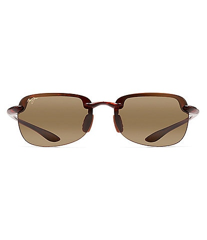 Maui Jim Sandy Beach PolarizedPlus2® Rimless 56mm Sunglasses