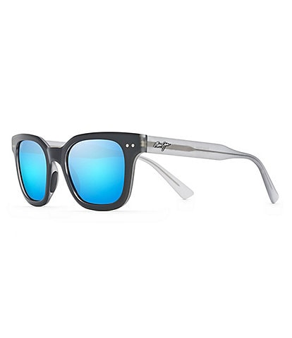 Maui Jim Shore Break PolarizedPlus2® Square 50mm Sunglasses