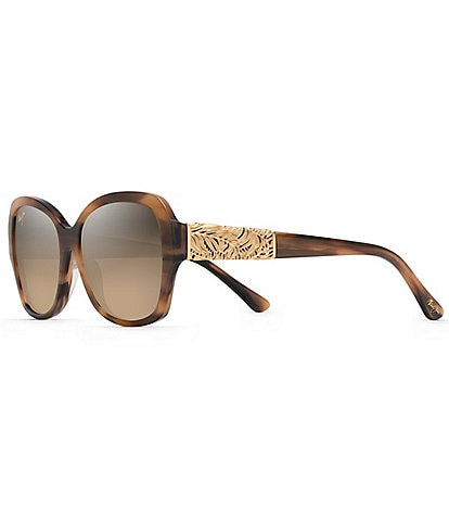 Maui Jim Swaying Palms Polarized Fashion Sunglasses