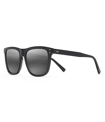 Maui Jim Velzyland PolarizedPlus2® Square 56mm Sunglasses