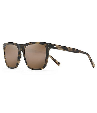 Maui Jim Velzyland Polarized Wayfarer Sunglasses