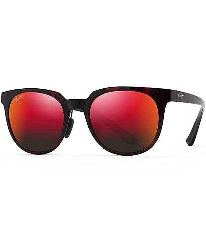 Maui Jim Wailua PolarizedPlus2® Round 49mm Sunglasses