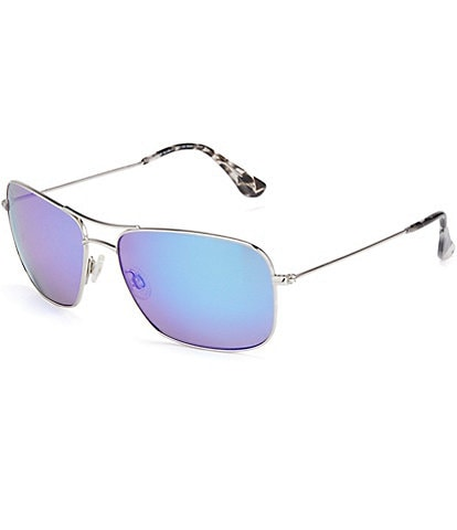Maui Jim Wiki Wiki Blue Hawaii Polarized Sunglasses