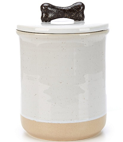 Max & Lou Pet Treat Canister