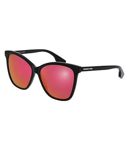 McQ by Alexander McQueen Cat Eye Sunglasses